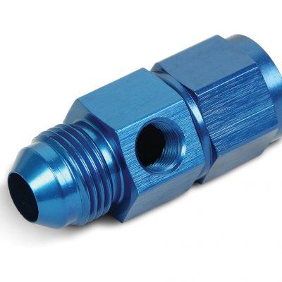Earls Fuel Pressure Gauge Adapter
