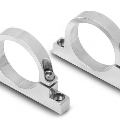 Earls Polished Mounting Bracket for 175 and 260GPH filters (50.3mm)