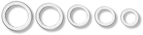 Earls AN 901 Aluminum Crush Washer