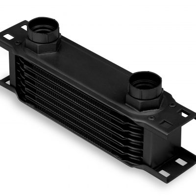 Earls 7 Row Oil Cooler Core Black