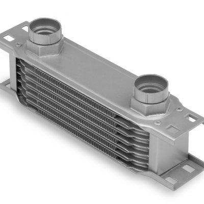 Earls 7 Row Oil Cooler Core GRAY