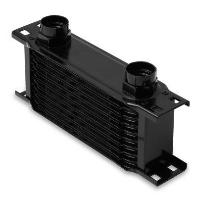 Earls 10 Row Oil Cooler Core Black