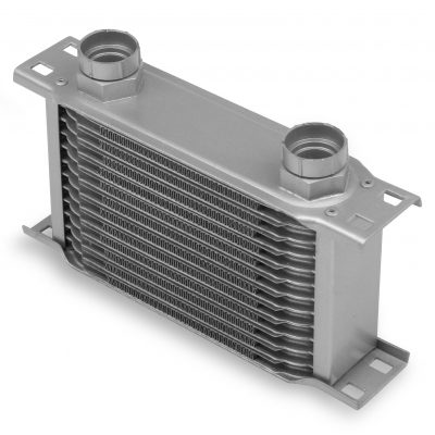 Earls 13 Row Oil Cooler Core Grey