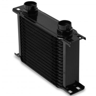 Earls 16 Row Oil Cooler Core Black