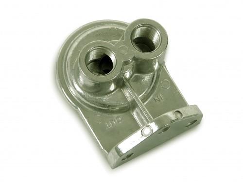 Earls Cast Remote Oil Filter Mount Kit