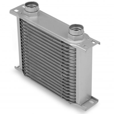 Earls 19 Row Oil Cooler Core Grey