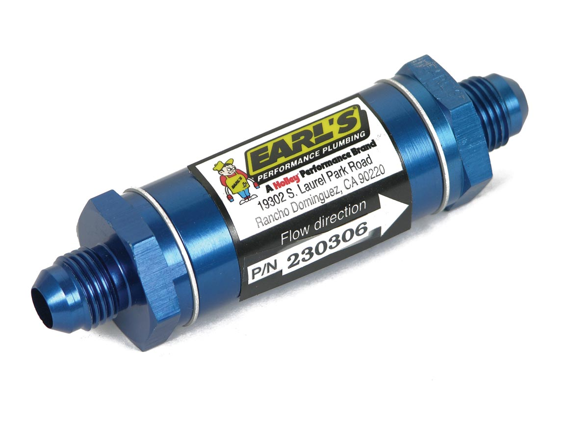 Earls Oil Filter