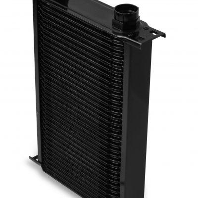 Earls 34 Row Oil Cooler Core Black