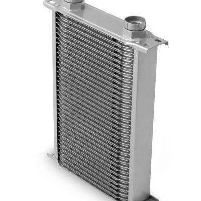 Earls 34 Row Oil Cooler Core Grey