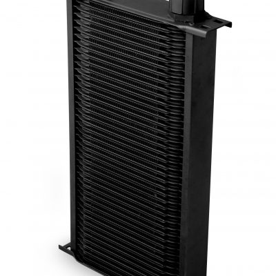 Earls 42 Row Oil Cooler -16 AN Black