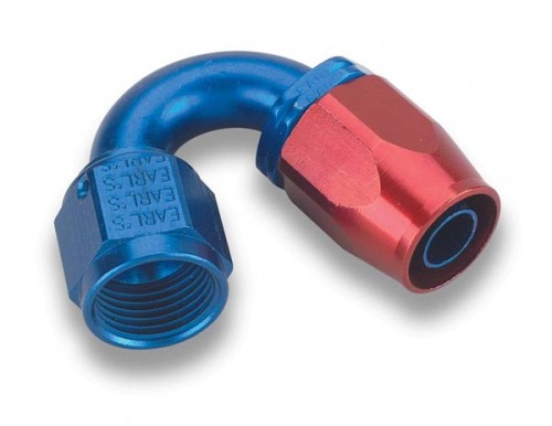 Earls 150 Degree -20 Female to -20 Hose