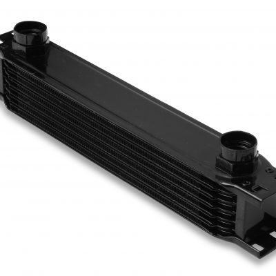 Earls 7 Row Oil Cooler Core Black
