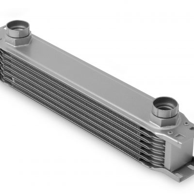 Earls 7 Row Oil Cooler Core Grey