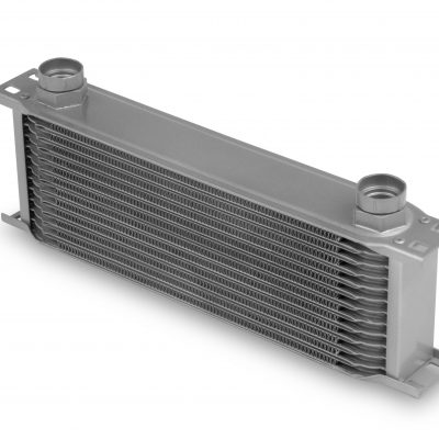 Earls 13 Row Oil Cooler Core Grey