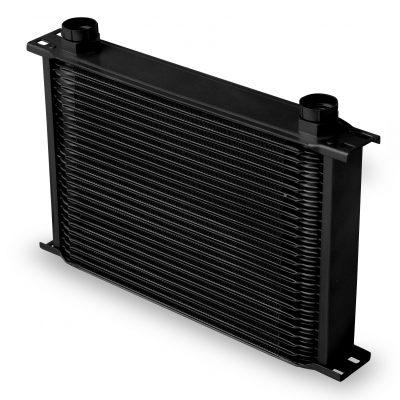 Earls 25 Row Oil Cooler Core Black