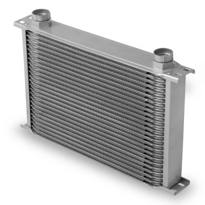 Earls 25 Row Oil Cooler Core Grey