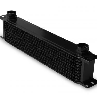 Earls 10 Row Oil Cooler Core Black