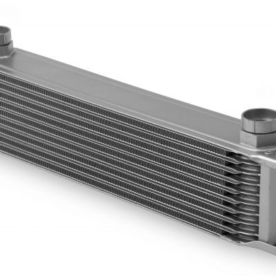 Earls 10 Row Oil Cooler Core Grey