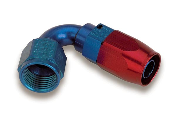 Earls 120 Degree -8 Female to -8 Hose