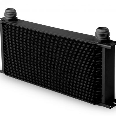 Earls 19 Row Oil Cooler Core Black