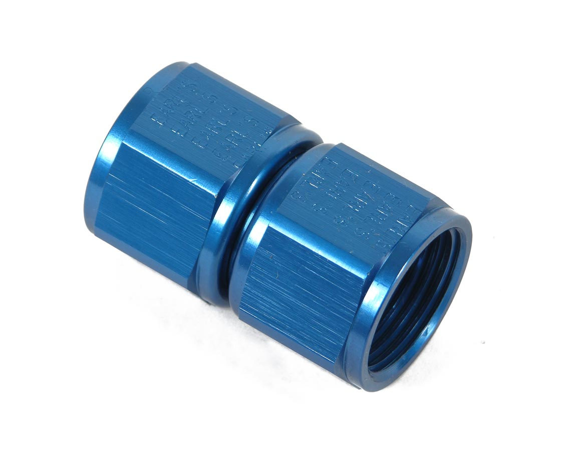 Earls Straight -20 AN Female Swivel Coupling