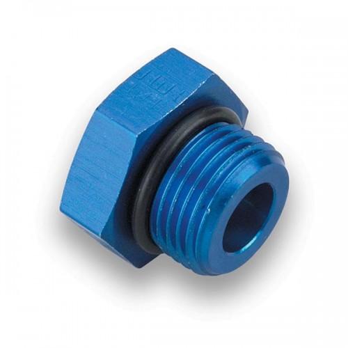 Earls -6 AN Port Plug O-Ring Seal