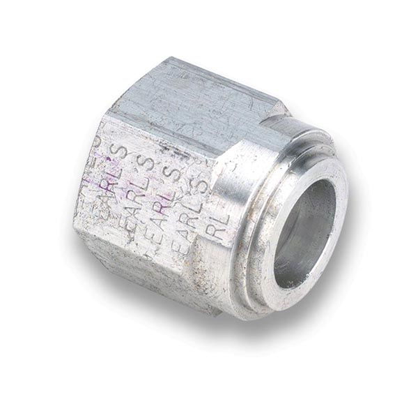 Earls -8 AN Female O-Ring Seal Weld Fitting