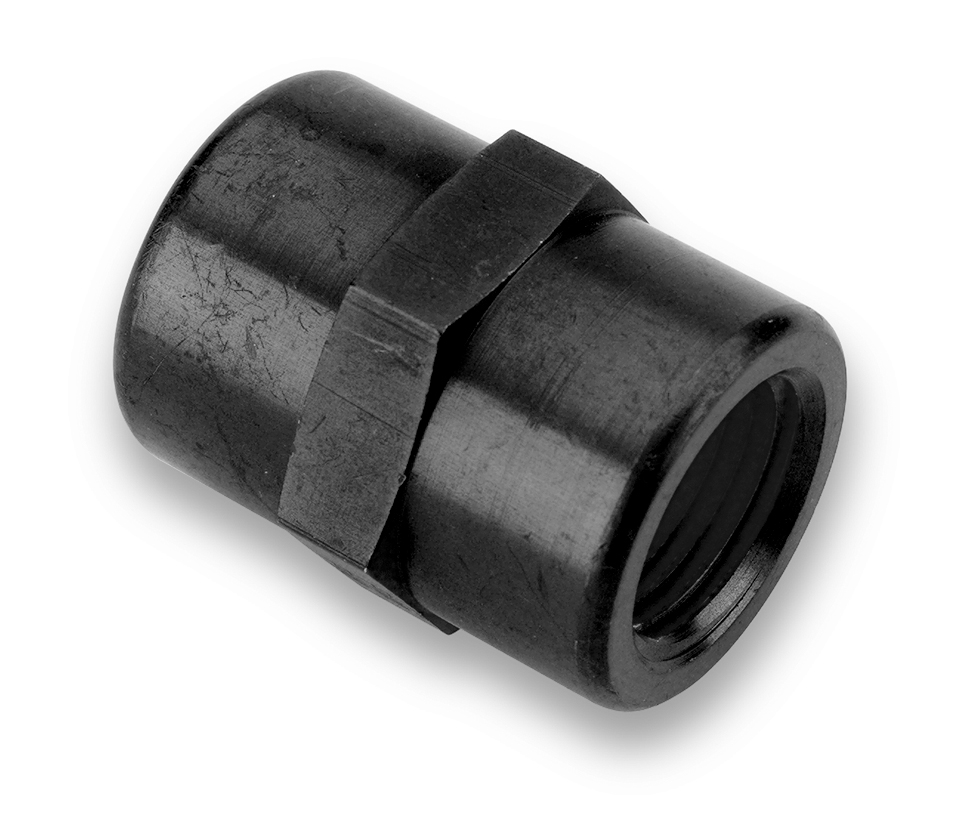 "Earls 1/4"" NPT to 1/4"" NPT Female Coupling"