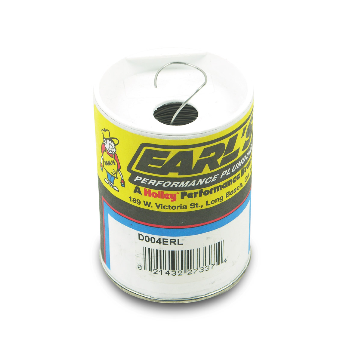 Earls Safety Wire - 225 ft length