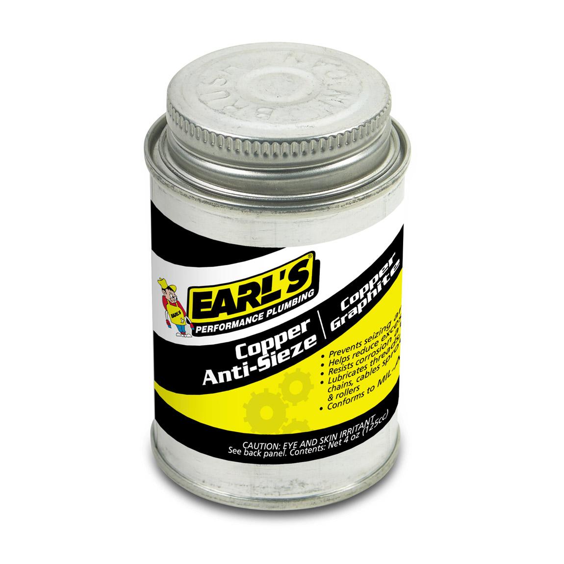 Earls Copper Graphite Anti-Seize