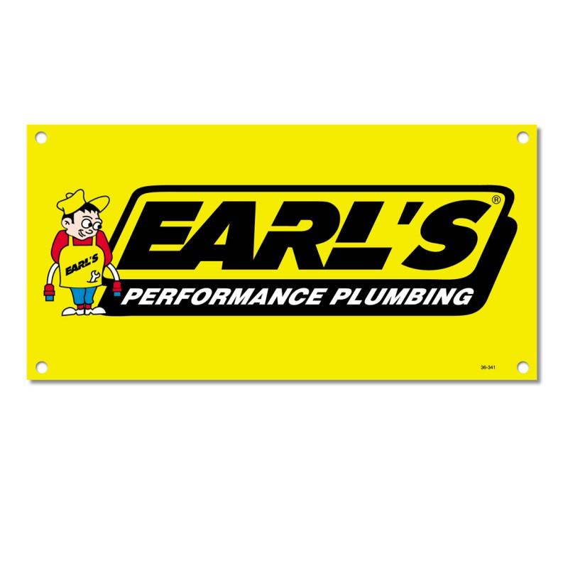 Earl S Banner Earls Performance Plumbing