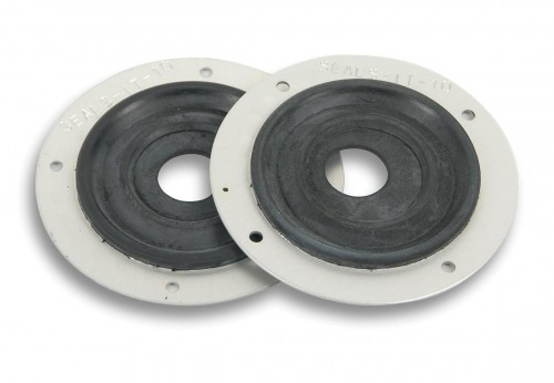 Earls Seals-It Firewall Grommet for -10 hose and fittings